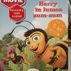 Barry in lumea zum-zum
