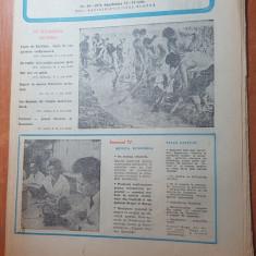 Revista radio-tv saptamana 13-19 iulie 1975