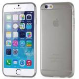 Cumpara ieftin Husa APPLE iPhone 6\6S - Ultra Slim (Fumuriu), iPhone 6/6S, Silicon, Carcasa