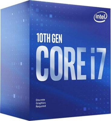 Procesor Intel Core i7-10700KF 3.8GHz Box foto