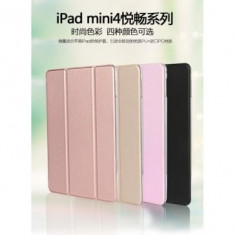Husa Usams Muge Series Apple iPad mini 4 Wi-Fi A1538 Neagra