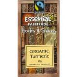 Turmeric Macinat Bio Fairtrade 25gr Essential Cod: 5029220568799