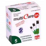Teste colesterol MulticareIN GCT 25