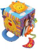 Cumpara ieftin Cub cu activitati multiple Happy Animals
