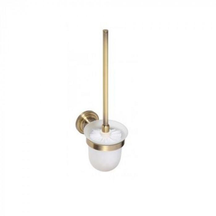 Perie vas wc prindere perete bronz, Bemeta Retro, 144113017, 11x37x15 cm