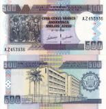 BURUNDI 500 francs 2009 UNC!!!