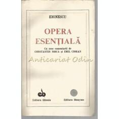 Opera Esentiala - Mihai Eminescu