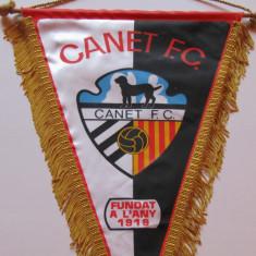 Fanion fotbal - FC CANET de MAR (Spania)