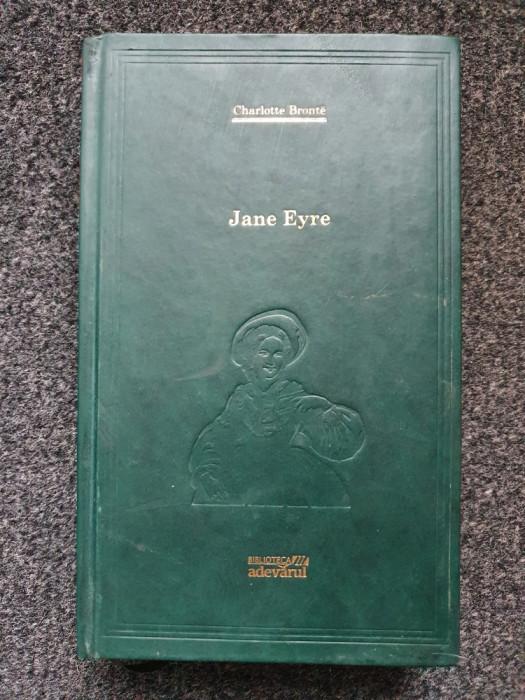 JANE EYRE - Charlotte Bronte (Biblioteca Adevarul)