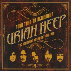 Uriah Heep Your Turn To Remember (2cd)