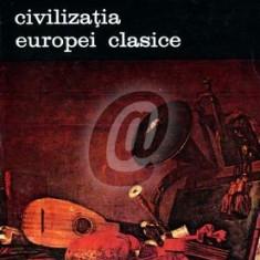 Civilizatia Europei clasice, vol. 1