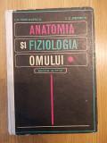 ANATOMIA SI FIZIOLOGIA OMULUI EDITIA A IV-A-IC VOICULESCU-IC PETRICU,r1b
