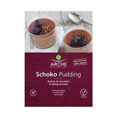 Budinca Bio de Ciocolata Arche 50gr Cod: AR25513