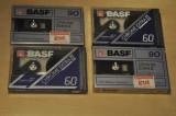 Casete audio sigilate BASF chromdioxid