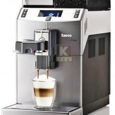 Espressor Saeco Lirika One Touch Cappuccino, 1850W, 2.5l, 15 bar (Argintiu)