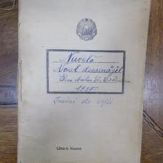 Elena Aristeia Gh. Crasnaru, Nuvela - Nonel desamagit, 1935