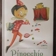 Pinocchio - Carlo Collodi. Ilustratii de Francesca Rossi