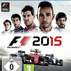 Joc PS4 F1 2015