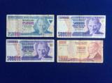 Bancnote străine - Turcia - Lot bancnote turcești - starea care se vede (2)