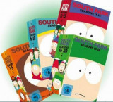 Film Serial Animat South Park DVD Seasons 1-20 Originale si Sigilate, Comedie, Engleza, independent productions