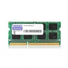 Memorie laptop Goodram 4GB (1x4GB) DDR3 1333MHz CL9 1.5V (512x8)