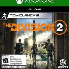 The Division 2 Xbox One cod digital