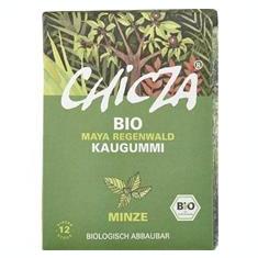 Guma de Mestecat cu Menta Bio 30gr Chicza Cod: 642262