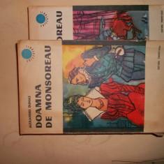 Doamna de Monsoreau vol. I-II Alexandre Dumas