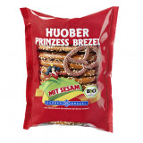 Huober Covrigei bio Prinzess cu susan, 125 g