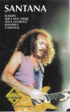Caseta audio Santana- Gold Collection  ,originala