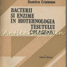 Bacterii Si Enzime In Biotehnologia Tesutului Colagenic - Dumitru Cristescu