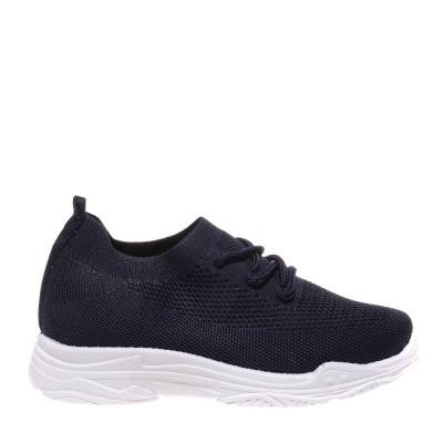 Pantofi sport copii Linsay albastri foto