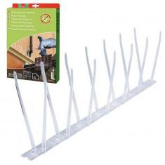 Aparat anti-pasari Natural control, Bird Spikes, 300 cm