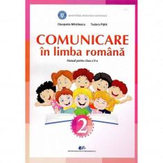 Comunicare in limba romana manual pentru clasa a II-a, autor Tudora Pitila