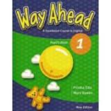 Way Ahead 1, Student's book Manual pentru limba engleza, A foundation course in English. Limba moderna - Ellis Prinha, Clasa 3, Manuale