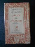 ROMULUS VULPESCU - ARTE & MESERIE. VERSURI VECHI SI NOI