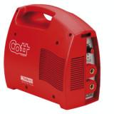 Invertor sudura COTT155+KIT 150A electrod 1.6-4mm 3.5Kg+ casca de protectie Solter