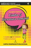 Limba si literatura romana - Clasa 4 - Pregatirea pentru concursuri, olimpiade scolare - Georgiana Gogoescu