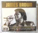 JAMES BROWN - Pachet 3 CD-uri muzica soul. Nou