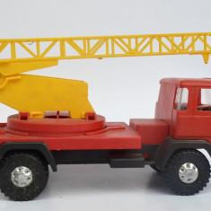Jucarie Veche Camion Macara Deutz - W. Germany - Hammer