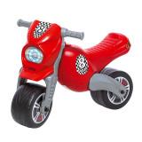 Motocicleta fara pedale pentru copii NN 108-RO, Rosu
