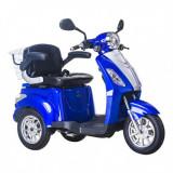 Tricicleta electrica 500W, 48V, autonomie 50km, 3 viteze, Z-Tech ZT 15 D