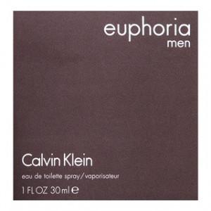 Calvin Klein Euphoria Men eau de Toilette pentru barbati 30 ml