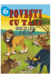 Povesti cu talc 6: Boii si leul si alte povesti, Catalin Nedelcu