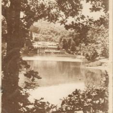 România, Sovata, Lacul Ursu, circulaţie internă, 1957