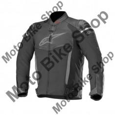 MBS ALPINESTARS LEDER-TEXTILJACKE SPX, schwarz, 56, Cod Produs: 3103218110056AU
