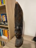 Statuie din lemn, arta africana