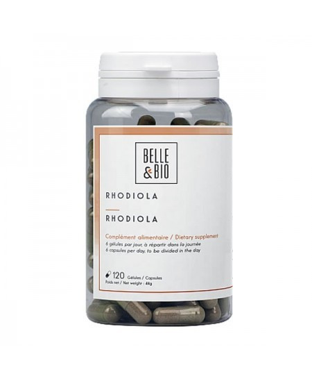 Rhodiola rosea 120 capsule