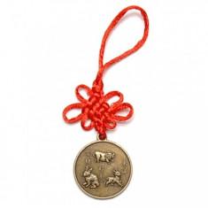 Amuleta de protectie pentru aliati zodiacali Iepure, Mistret si Oaie