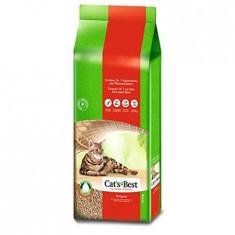 CAT'S Best Oko Plus Original 40L, 17.3kg, asternut igienic pisici